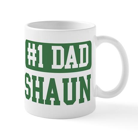 Number 1 Dad - Shaun Mug
