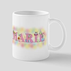 """""""Marie"""" with Mice Mug"""