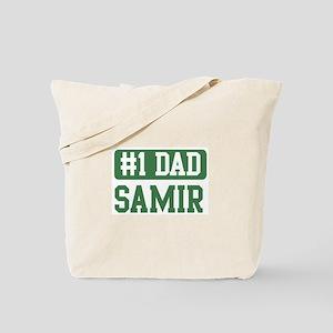 Number 1 Dad - Samir Tote Bag