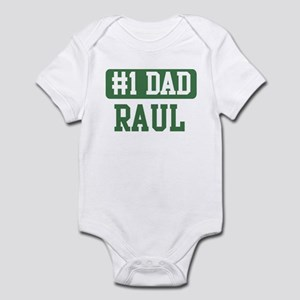 Number 1 Dad - Raul Infant Bodysuit