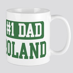 Number 1 Dad - Roland Mug