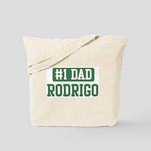 Number 1 Dad - Rodrigo Tote Bag