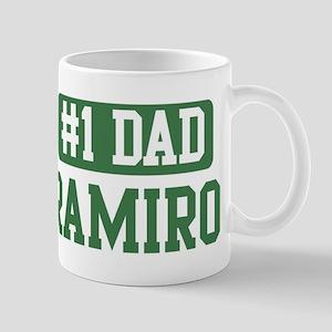 Number 1 Dad - Ramiro Mug
