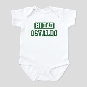 Number 1 Dad - Osvaldo Infant Bodysuit