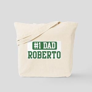 Number 1 Dad - Roberto Tote Bag