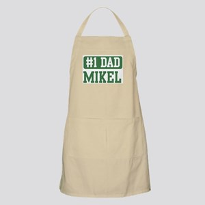 Number 1 Dad - Mikel BBQ Apron