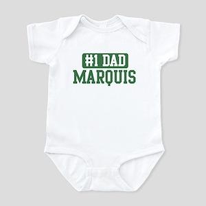 Number 1 Dad - Marquis Infant Bodysuit