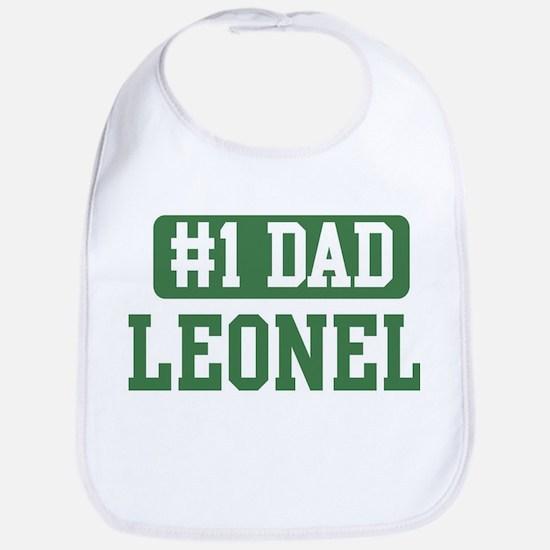 Number 1 Dad - Leonel Bib
