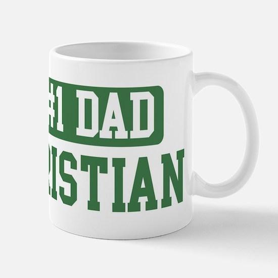 Number 1 Dad - Kristian Mug