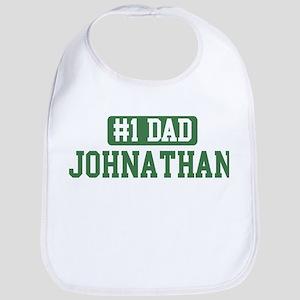 Number 1 Dad - Johnathan Bib