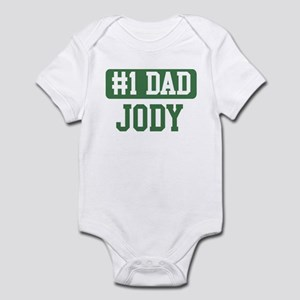 Number 1 Dad - Jody Infant Bodysuit