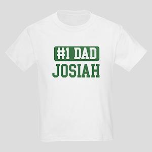 Number 1 Dad - Josiah Kids Light T-Shirt