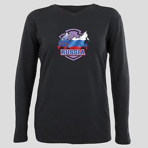 Football Worldcup Russia Russian Soccer Te T-Shirt