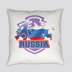 Football Worldcup Russia Russian S Everyday Pillow
