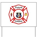 Future Firefighter Yard Sign