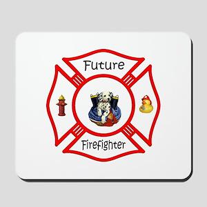 Future Firefighter Mousepad