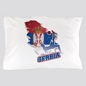 Football Worldcup Serbia Serbian Socce Pillow Case
