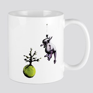 Big Furry Dragon Mug