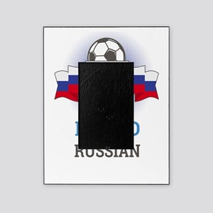 Football Russian Russia Soccer Team Picture Frame
