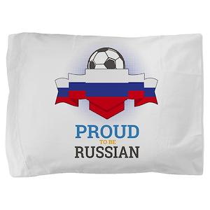 Football Russian Russia Soccer Team Sp Pillow Sham