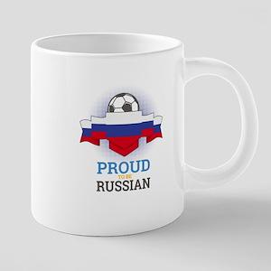 Football Russian Russia Soccer Team Sports Fo Mugs