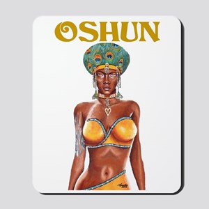 NEW!!! OSHUN CLOSE-UP Mousepad
