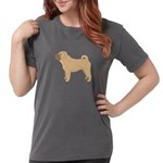 Chinese Shar-Pei Womens Comfort Colors® Shirt