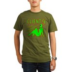 Client 9 From Outer Space Organic Men's T-Shirt (d