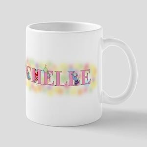 """Michelle"" with Mice Mug"