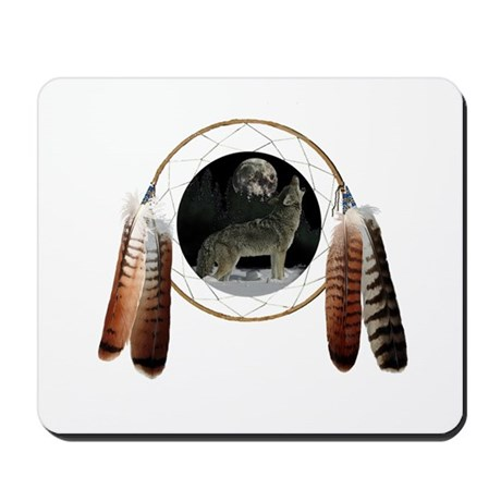 Coyote Spirit Mousepad