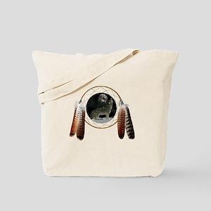 Coyote Spirit Tote Bag