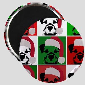 Holiday Pop Art Magnet