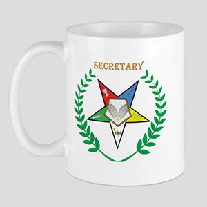 OES Secretary Mug