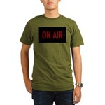ON AIR Organic Men's T-Shirt (dark)
