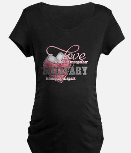 Love will keep us together T-Shirt
