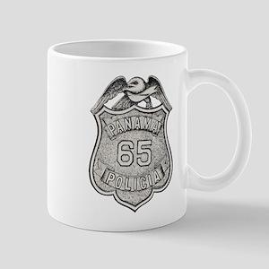 Panama Policia Mug