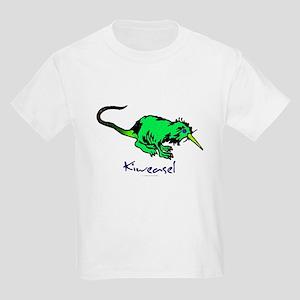 Kiweasel Kids T-Shirt