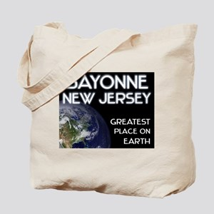 bayonne new jersey - greatest place on earth Tote