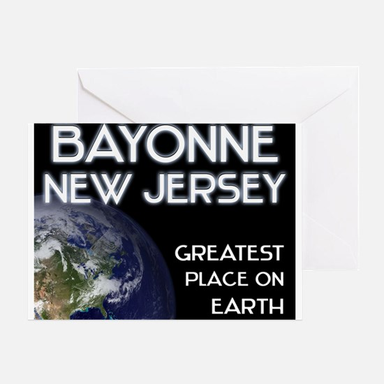 bayonne new jersey - greatest place on earth Greet