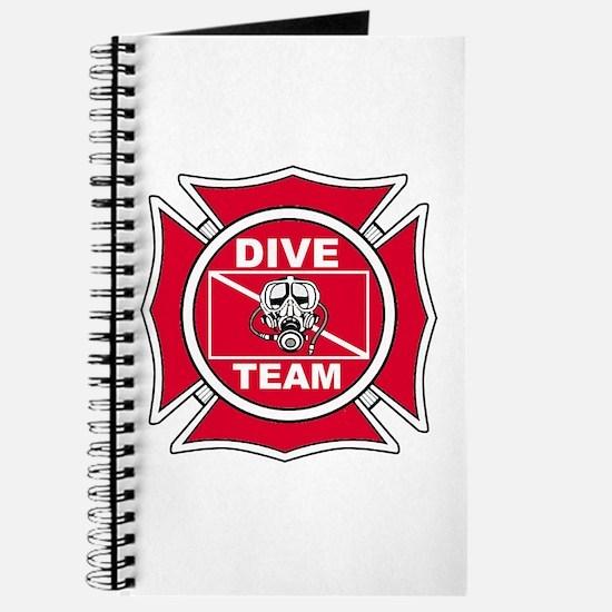 Rescue Dive Team Journal