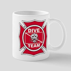 Rescue Dive Team Mug