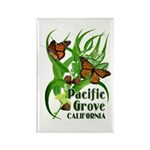 Pacific Grove Monarchs Rectangle Magnet