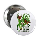 "Pacific Grove Monarchs 2.25"" Button"