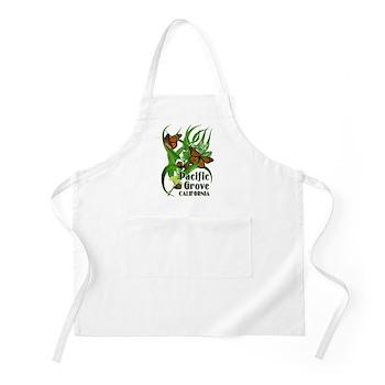 Pacific Grove Monarchs BBQ Apron