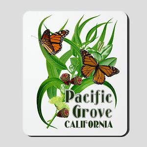 Pacific Grove Monarchs Mousepad