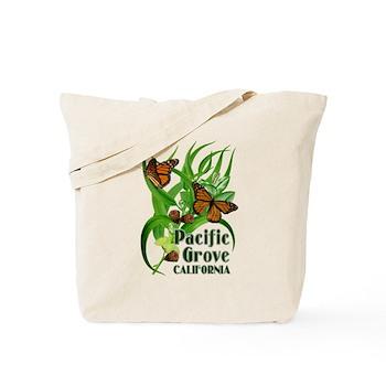 Pacific Grove Monarchs Tote Bag