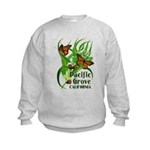 Pacific Grove Monarchs Kids Sweatshirt