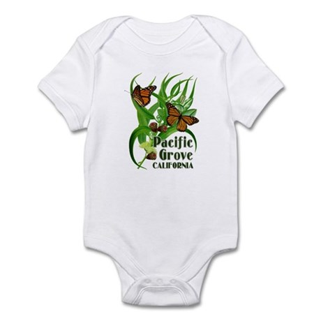 Pacific Grove Monarchs Infant Bodysuit