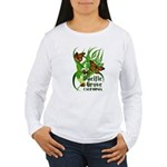Pacific Grove Monarchs Women's Long Sleeve T-Shirt