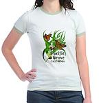Pacific Grove Monarchs Jr. Ringer T-Shirt
